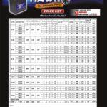 Hawk Batteries Price List Pakistan Tubular Specs rates