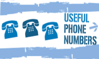 Emergency phone numbers list pakistan