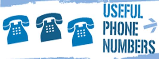 Emergency phone numbers list pakistan