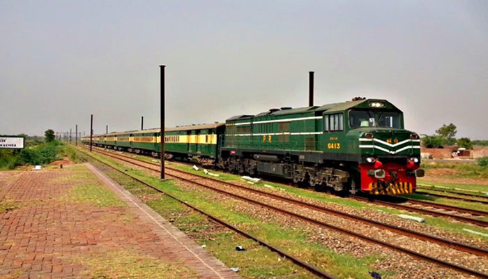 Photo of Pakistan railway reservation contact numbers