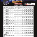 Hawk Batteries Price List Pakistan Tubular Specs rates