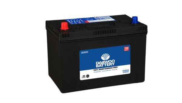 DRS120-Daewoo battery price list 2019