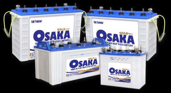 Photo of Osaka tubular battery 200ah price 2019 Pakistan