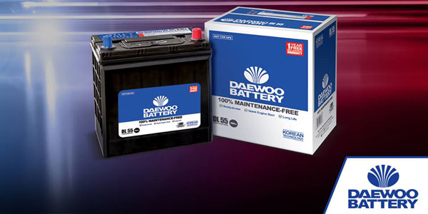 daewoo batteries | Daewoo battery price list 2019