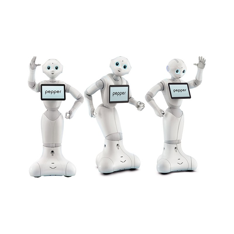 Photo of Pepper Humanoid Robot