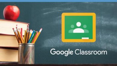 Photo of Google Classrooms