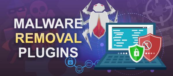 remove malware from wordpress using a plugin